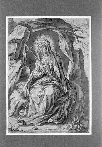 La Vierge de douleur
