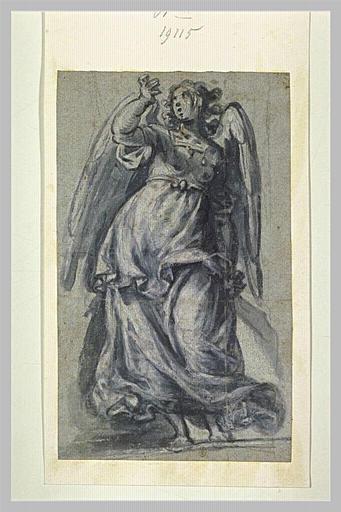Figure d'ange