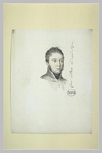 Portrait du Colonel Lebrun