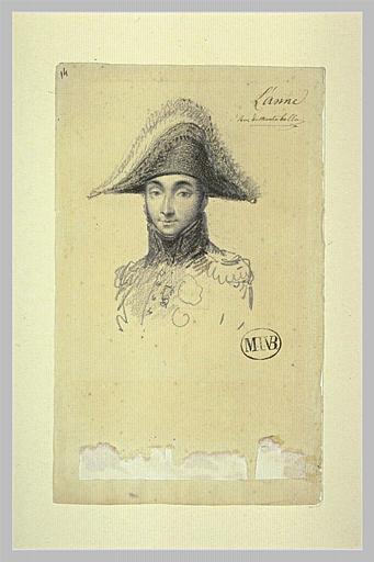 Portrait de Jean Lannes