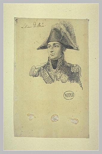 Portrait du Prince de Bade