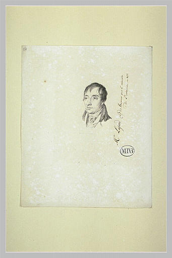 Portrait de Lajard