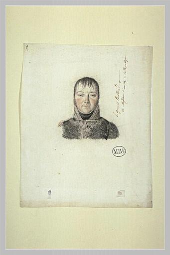 Portrait du général Belliard_0