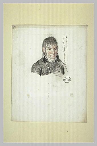 Portrait de Jouvancour