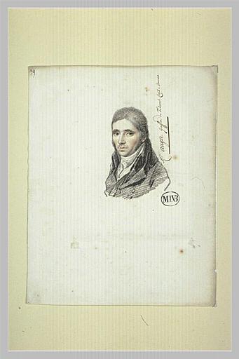 Auger, greffier du Tribunal Civil à Anvers