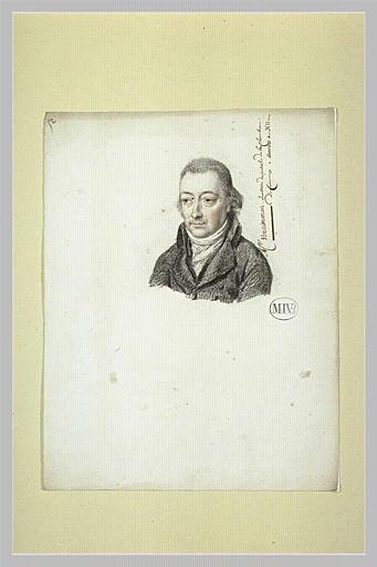 Vernimmen, secrétaire de la Chambre de Commerce à Anvers
