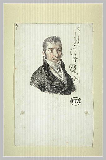 Godard, vérificateur de l'enregistrement à Anvers