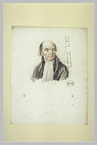 Fradin, juge du Tribunal Civil