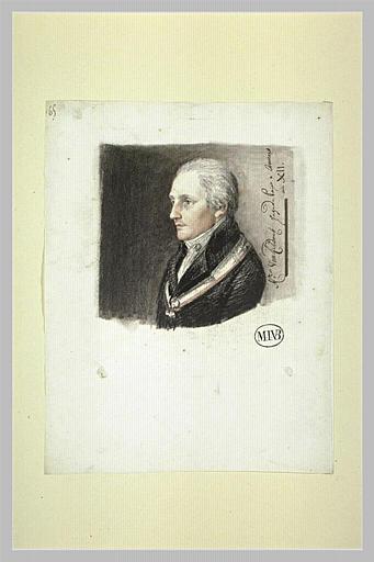 Van Kieldonck, juge de Paix à Anvers