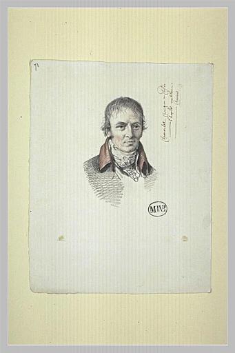 Chamerlat, chirurgien en chef de l'hopital militaire à Anvers