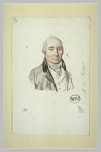 Portrait de Jean Bastyns