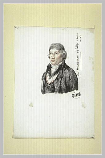 Wouwermans, juge de Paix à Anvers_0