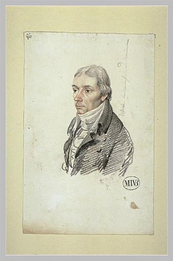 Rotrou, sous-commissaire de marine