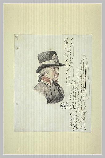 Martin Lequien, piqueur du Commandant de la Garde d'Honneur à Anvers