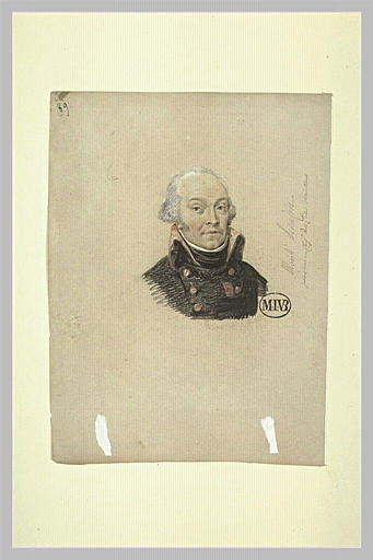 Scanzin, Inspecteur en chef des Côtes Maritimes