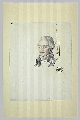 J.B.C. Enthéaume, adjoint du maire à Anvers