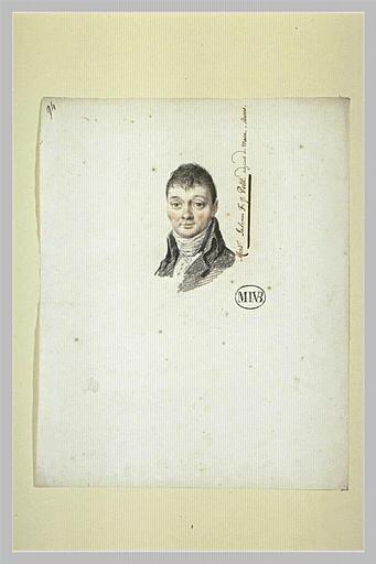 S.F.J. Petit, adjoint du maire à Anvers