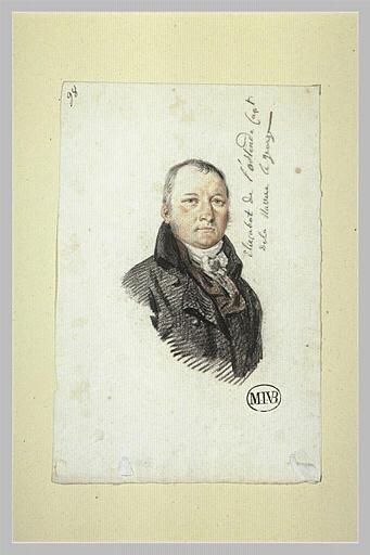 E. Cabot, de l'Ostende, capitaine du navire La Marie