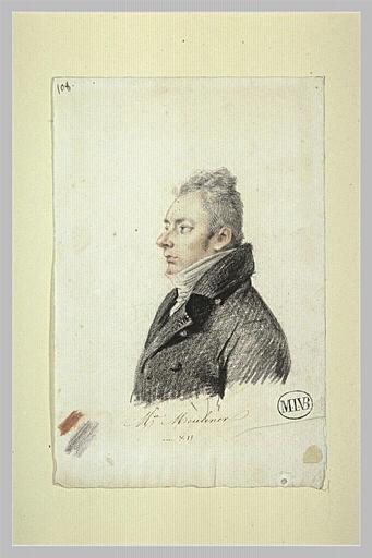 Pierre Georges Meulnaere, député du département de l'Escaut