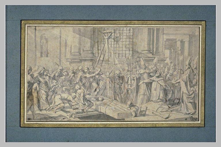 L'invention des corps de saint Gervais et de saint Protais