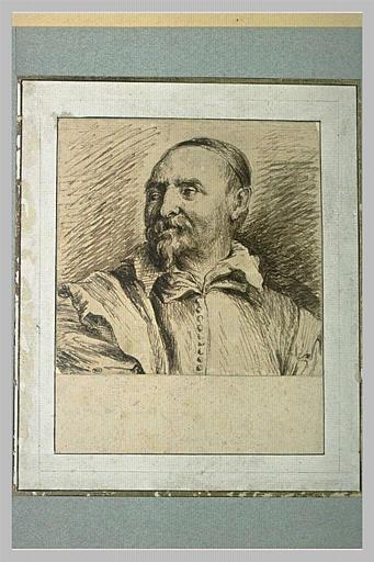 Portrait du peintre Jan Snellinx