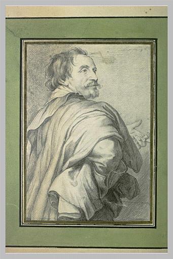 Portrait du peintre Theodoor Rombouts_0