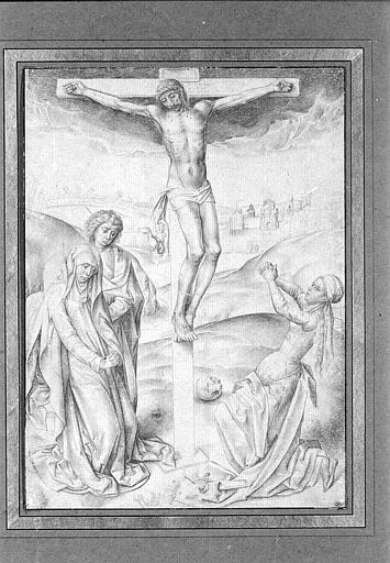 Le Christ sur la croix_0