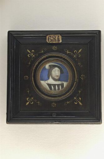 Portrait de François Ier, en buste