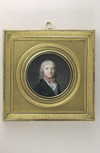 Portrait de monsieur Coutan, dans sa jeunesse
