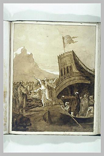 Saint Paul et la vipère, à Malte