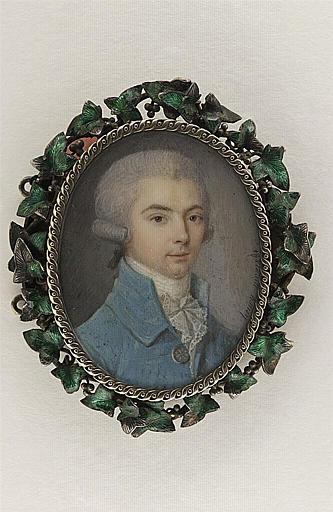 HENRY : Portrait du girondin Barbaroux