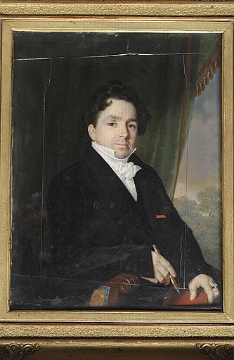 Portrait de Daguerre