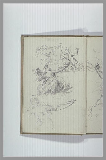 CHAPU Henri Michel Antoine : Sirènes