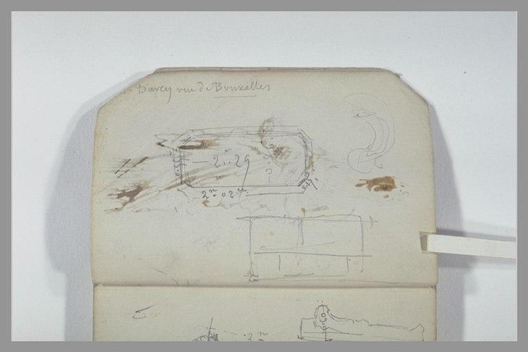Plans et indications manuscrites_0