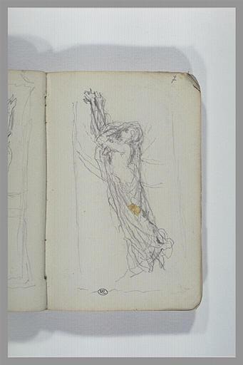 CHAPU Henri Michel Antoine : Une figure volante