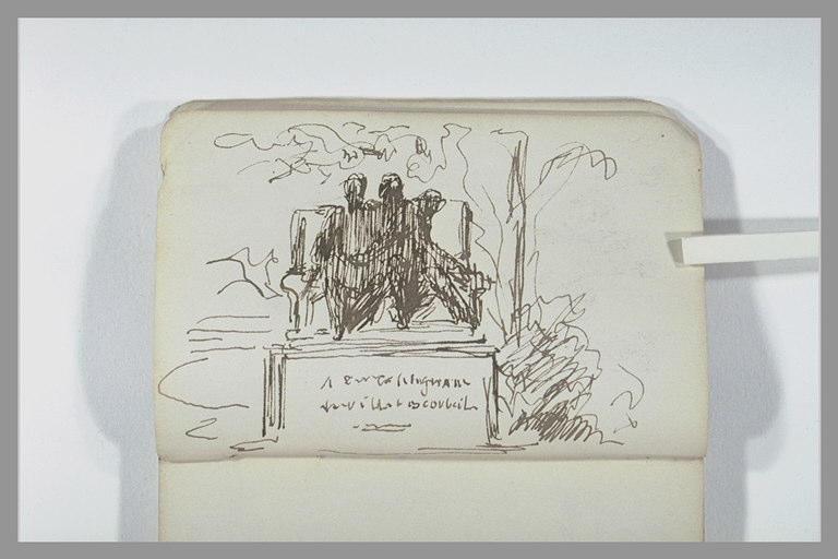 CHAPU Henri Michel Antoine : Projet d'un monument commémoratif