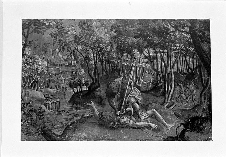 Episode de l'Histoire d'Hercule
