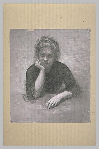 Portrait de Madeleine Zillhardt