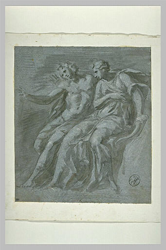 Diane et Apollon
