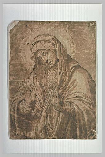La Vierge de pitié