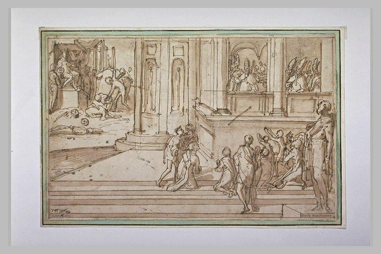 Excommunication d'Henri VIII, roi d'Angleterre
