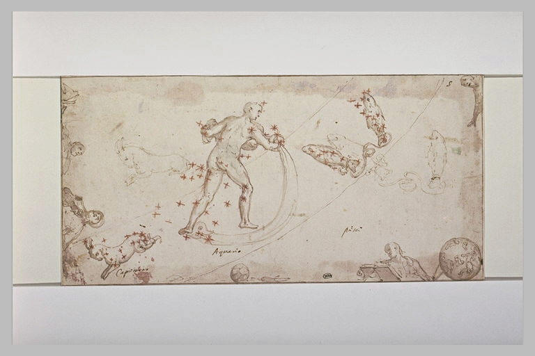 Aquarius, le Capricorne et les Poissons