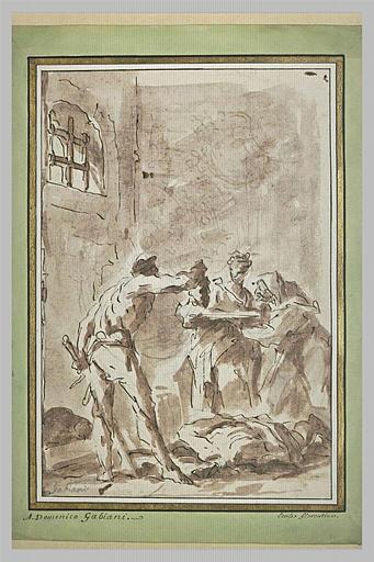 Décollation de saint Jean Baptiste