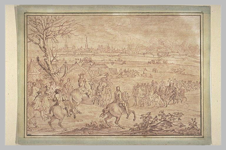 Les campagnes de Louis XIV_0
