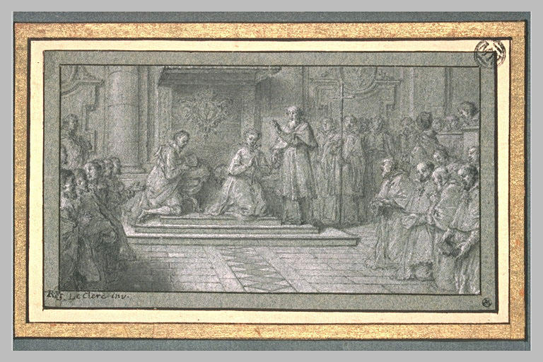 L'Angleterre se soumettant de nouveau au Saint-Siège sous le règne de Marie