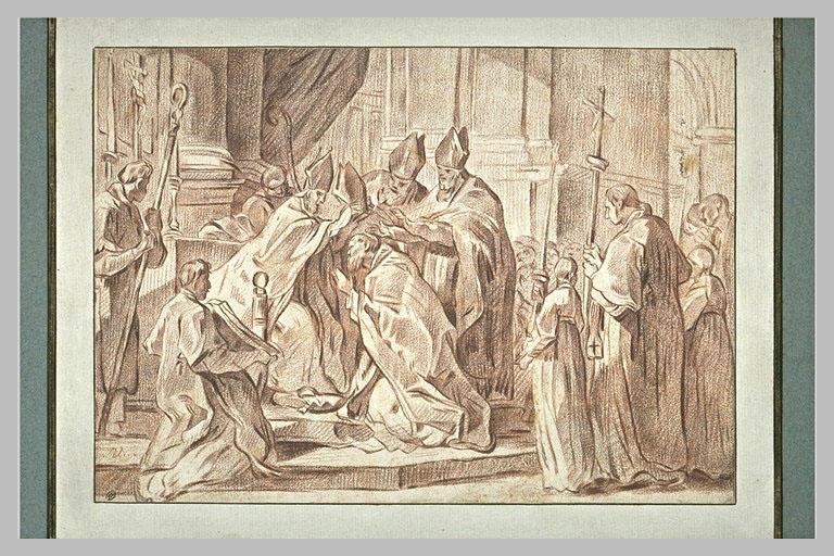 Ordination d'un évêque