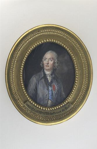 Portrait du Prince de Conti