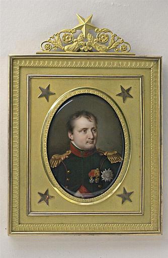 DUCHESNE Charles Jean-Baptiste Joseph : Portrait de Napoléon Ier