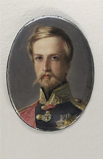 Portrait de Monseigneur le duc d'Aumale