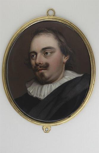Portrait d'homme d'après Van-Dyck
